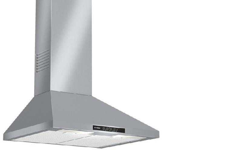 Komínový odsavač Bosch DWW06W450