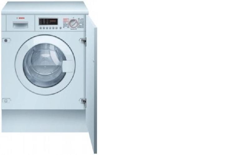 Pračka/sušička Bosch WKD 28540 EU vestavná