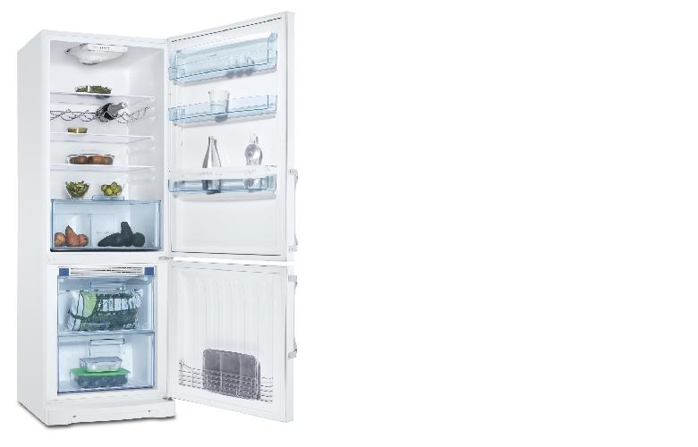 Chladnička kombinovaná Electrolux ENB43499W