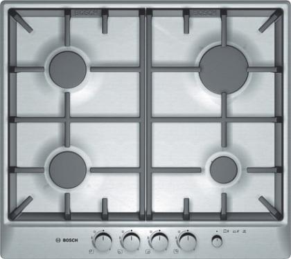 Varná deska plyn. Bosch PCD 655 MEU - nerez