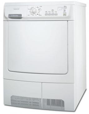 Sušička prádla Electrolux EDC 77550 W kondenzační
