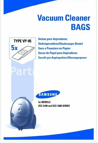 Filtr Samsung VP95 B do vysav. SC7245, SC7210, SC7020, SC5120