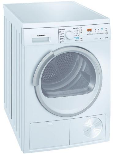 SIEMENS WT46E304BY Sušička prádla Siemens WT46E304BY