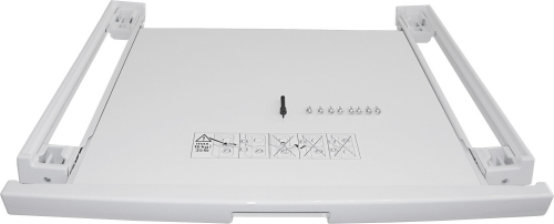 Sada Siemens WZ 20300 pro spojení pračky a sušičky - s výsuvem