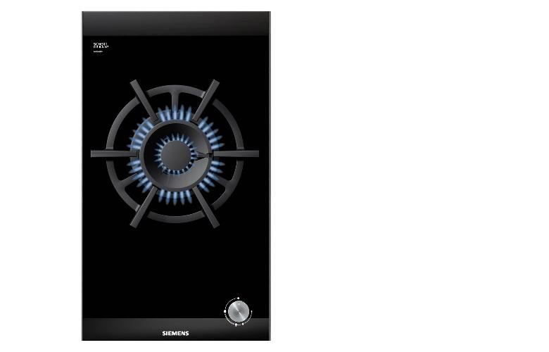 Varná deska plyn. Siemens ER 326AB70E DOMINO